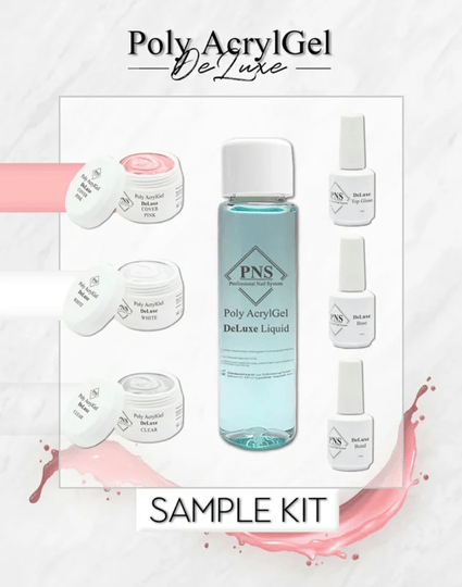 PNS Poly AcrylGel DeLuxe Sample Kit 1