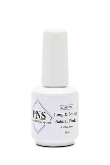 PNS Long & Strong NATURAL PINK *Rubberbase*
