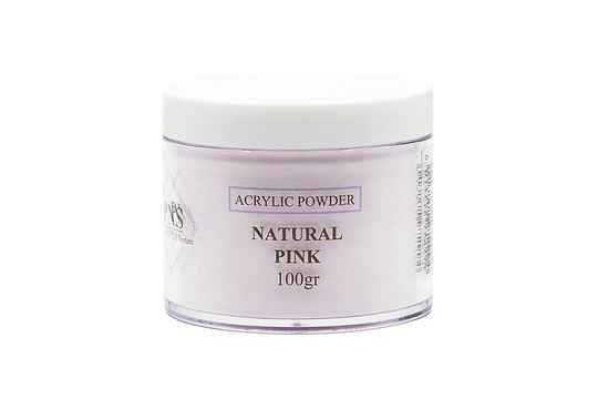 PNS Acryl Powder Natural Pink 7g/25g/100g