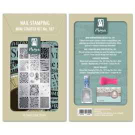 Mini Stamping Kit nr.107 A day like this