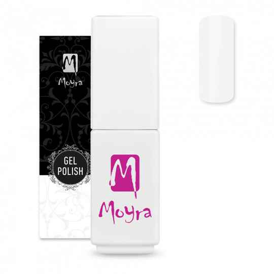 Moyra Mini Gelpolish Base & Top in 1