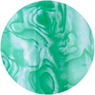 PNS Foil Marble Green 7