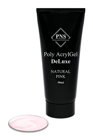 PNS AcrylGel Deluxe NATURAL PINK tube