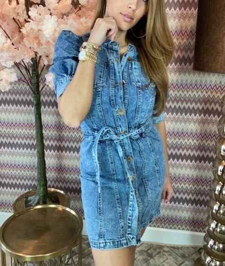 Sale Jeans Dress Glamour
