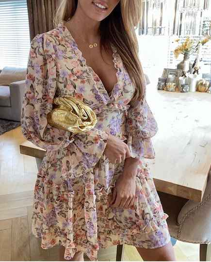 Cute Flow Dress