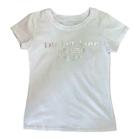 Sale Die for Love Tshirt