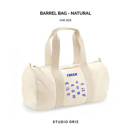 Organic Barrel Bag