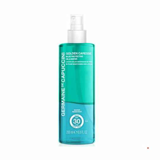 Golden Caresse – Blue Protective Oil & Water SPF 30