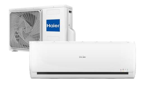 Haier Tundra 2,5KW inclusief standaard montage