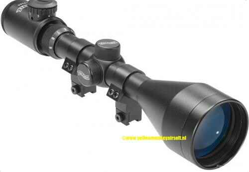 Walther red dot scope 3-9x56