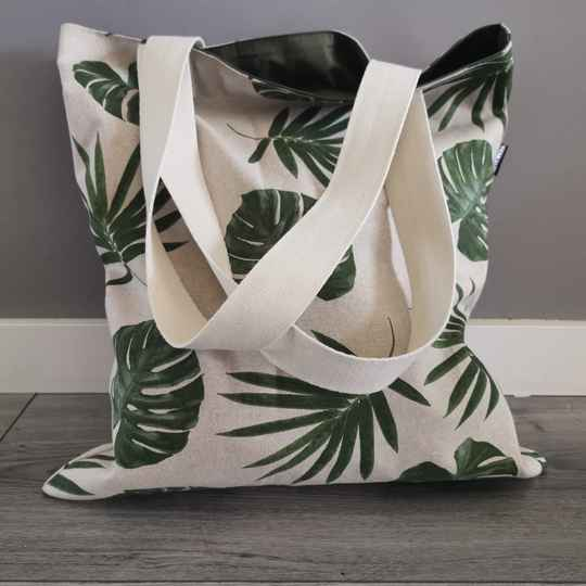 The Book Tote - Summer