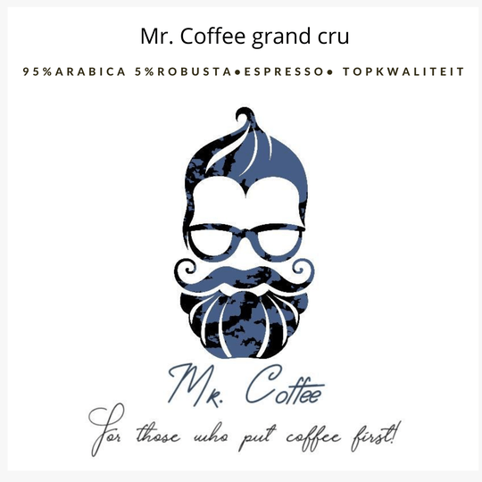 Mr. Coffee grand cru