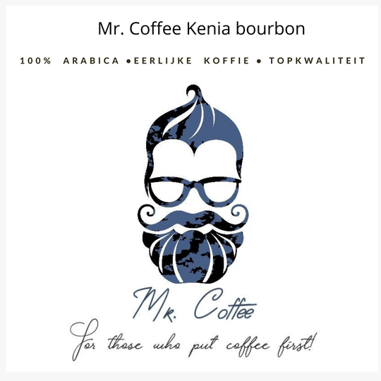 Mr. Coffee Kenia bourbon