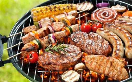 BBQ Luxe