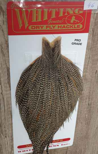 Whiting pro grade cape grizzly variant 46
