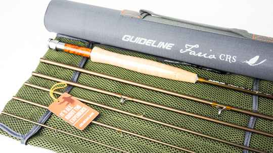Guideline Fario CRS travel rod