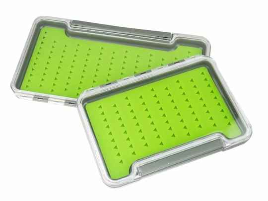 FLY BOXES WITH SILICONE FOAM