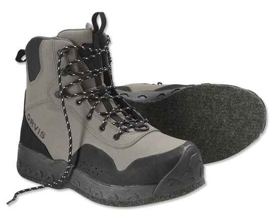 orvis clearwater wading boot  felt