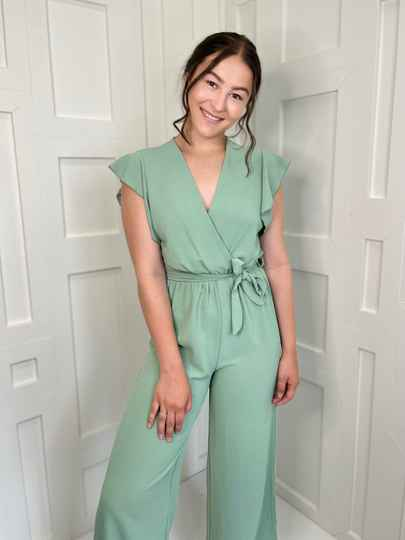 Likeable Jumpsuit Green