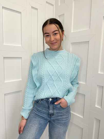 Veerle Jumper Mint