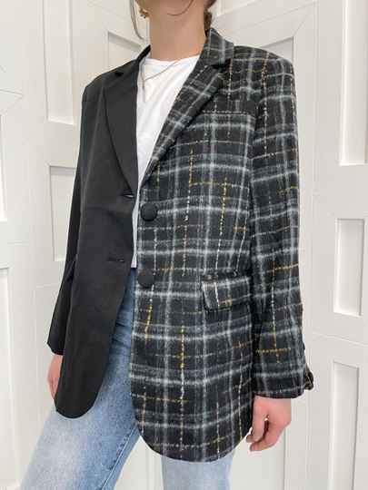 Oversized Devon Blazer