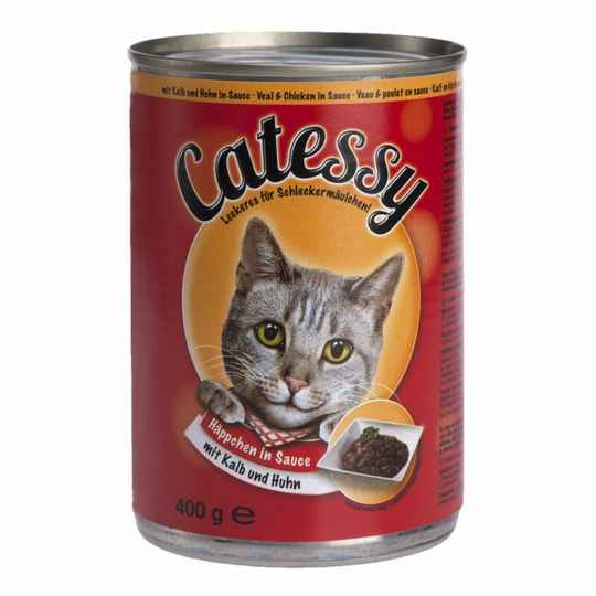 Catessy Kalf&Kip in Saus 400g