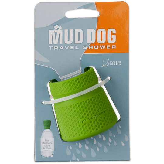 Mud Dog Travel Shower