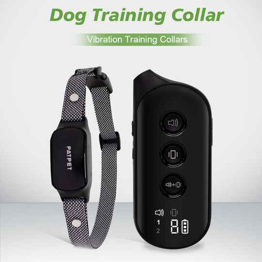 PatPet Trainingshalsband opvoedingsband trainingsband hond