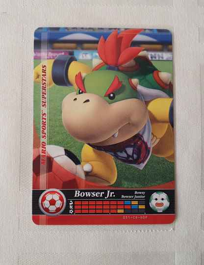 Voetbal: Bowser Jr