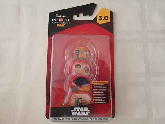Star wars The force Awakens Power disc pack