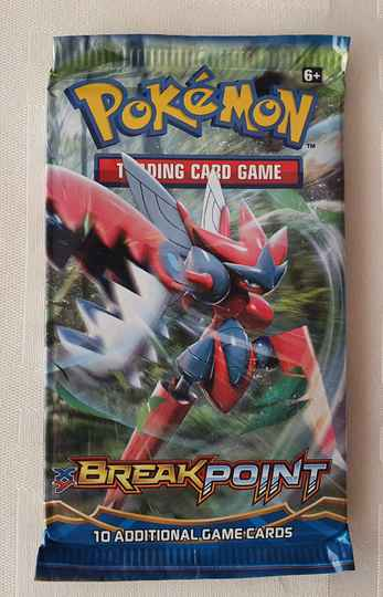 Breack point booster pack #1