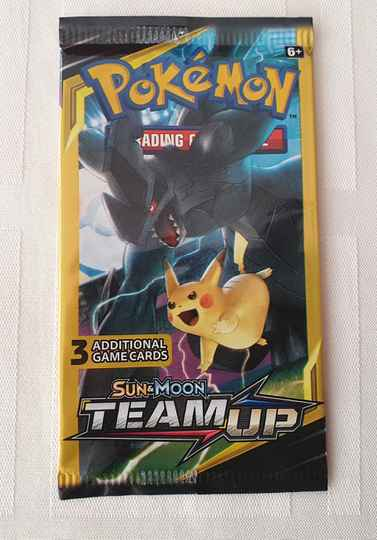 Trading card game pack #5