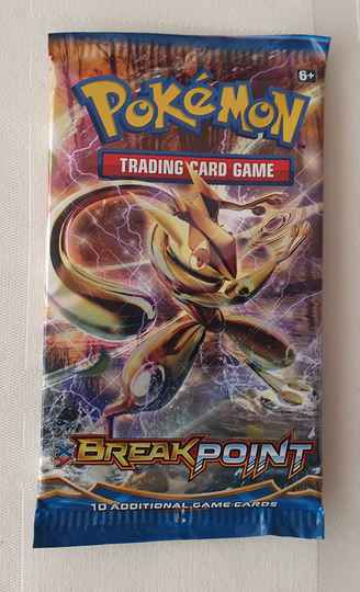 Breack point booster pack #2