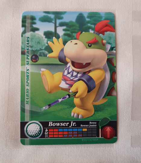 Golf: Bowser Jr.