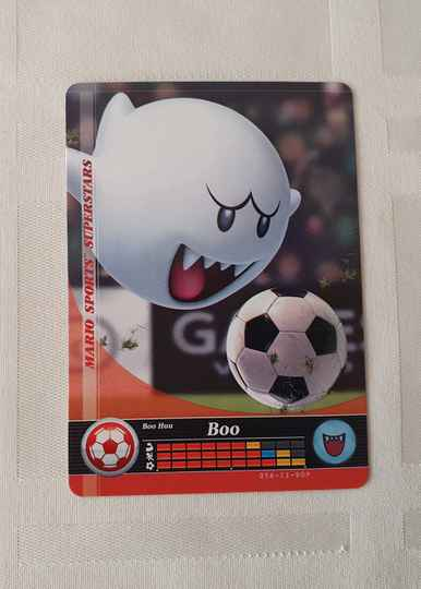 Voetbal: Boo