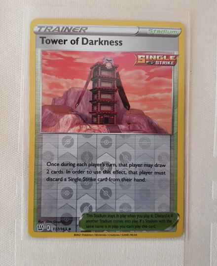 Trainer Tower of Darkness holo