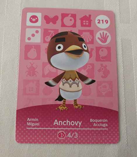 Anchovy 219