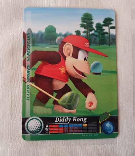 Golf: Diddy Kong