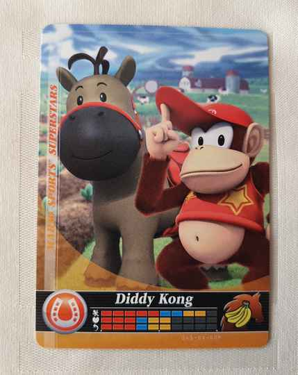 Paarden Race: Diddy Kong
