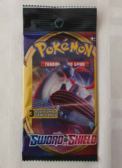 Trading card game pack #2