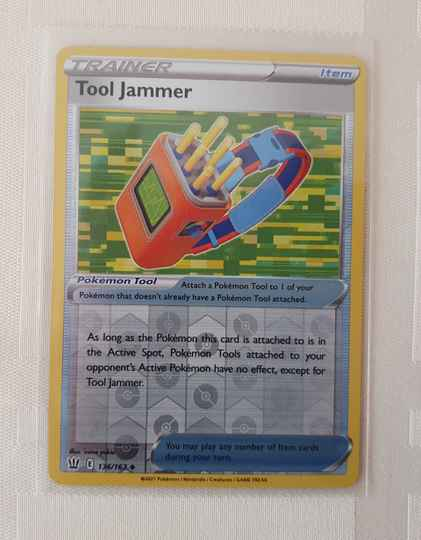 Trainer Tool jammer holo