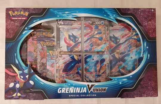 Greninja Special Collection