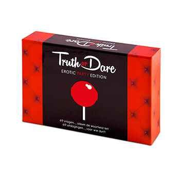 Truth or dare, party edition