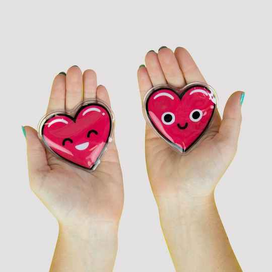 Lovly Bubbly hand warmers