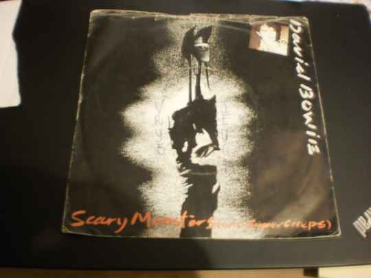 single David Bowie - Scary Monsters