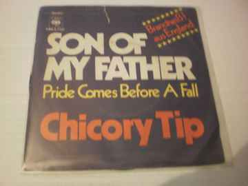 Single Chicory Tip - Son of my father
