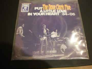 Single The Dave Clark Five - put a little love in your heart