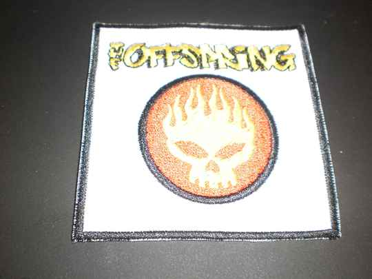 Patch The Offspring ,.