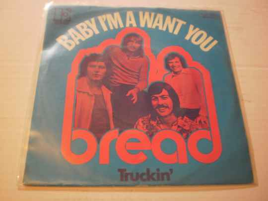 Single Bread - Baby I'm a want you
