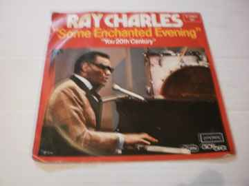 single Ray Charles - Some enchanted Evening